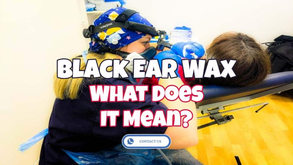 Black Ear Wax Contact Us
