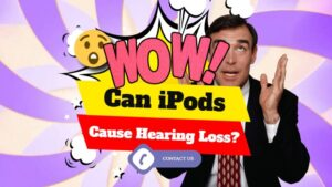 ipods cause hearing loss